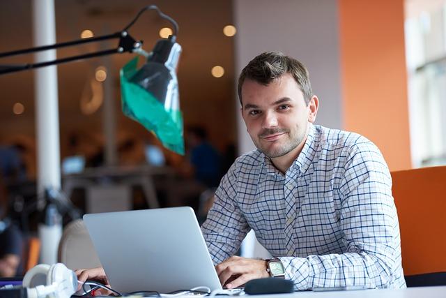 podnikatel a počítač
